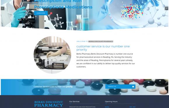 Berks Discount Pharmacy