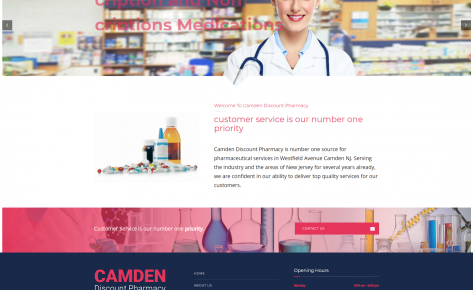 Camden Discount Pharmacy