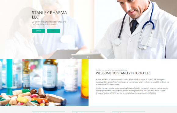 STANLEY PHARMA LLC