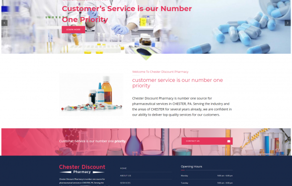 Chester Discount Pharmacy